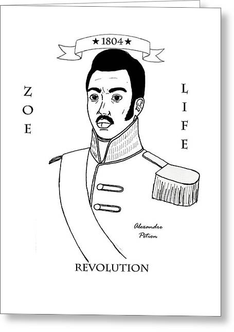 Zoelife Greeting Card