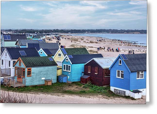 Hengistbury Head - England Greeting Card