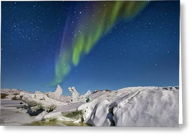 Kangerlussuaq - Greenland Greeting Card