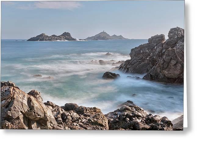 La Parata - Corsica Greeting Card