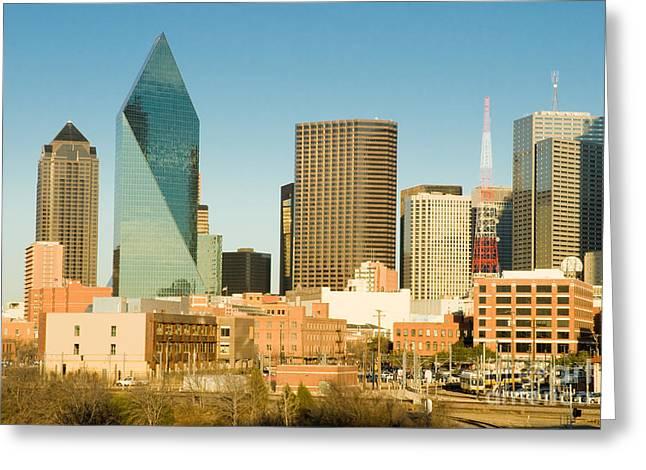 Dallas Texas  Greeting Card