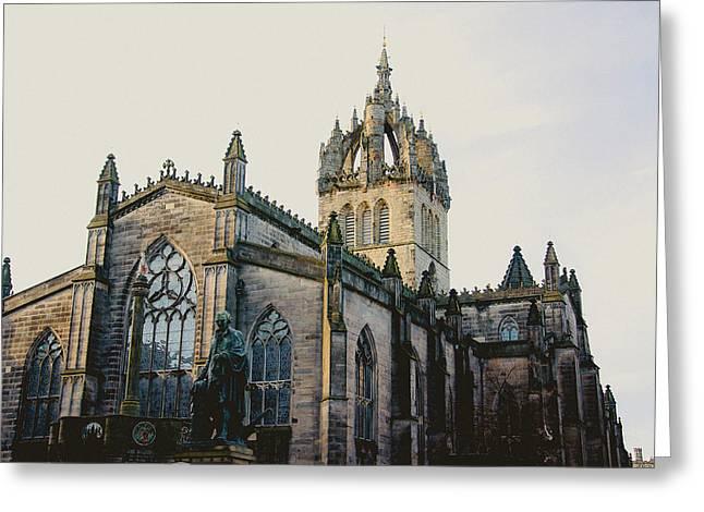 Edinburgh Greeting Card
