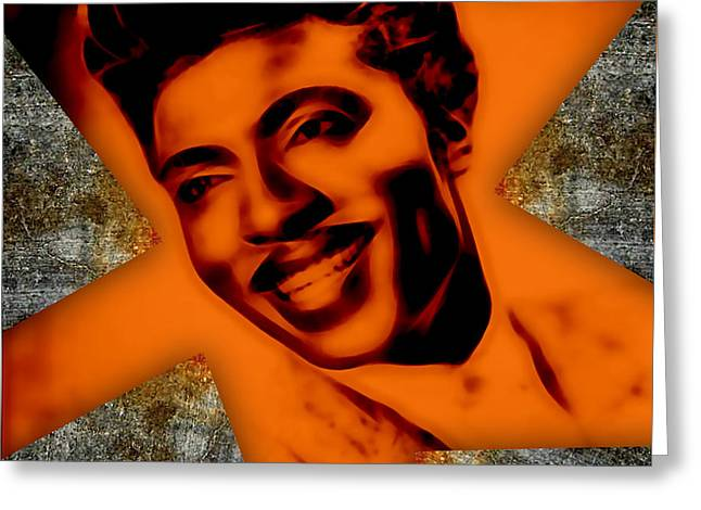 Little Richard Collection Greeting Card