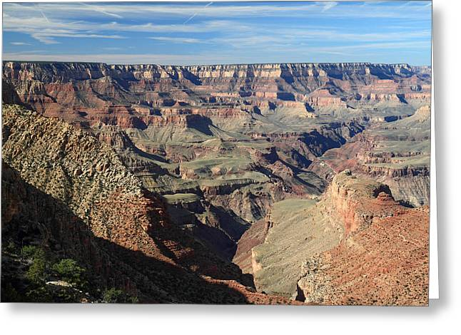 Grand Canyon National Park Greeting Card by Pierre Leclerc Photography