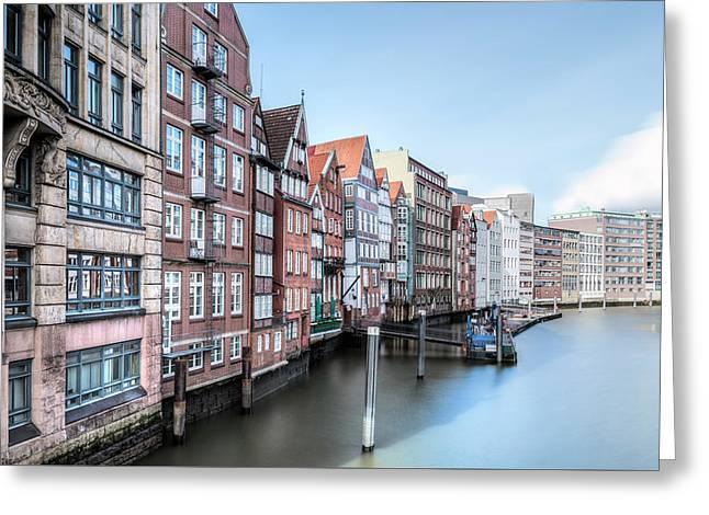 Hamburg - Germany Greeting Card