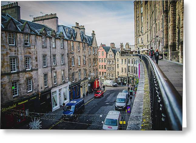 Edinburgh Greeting Card