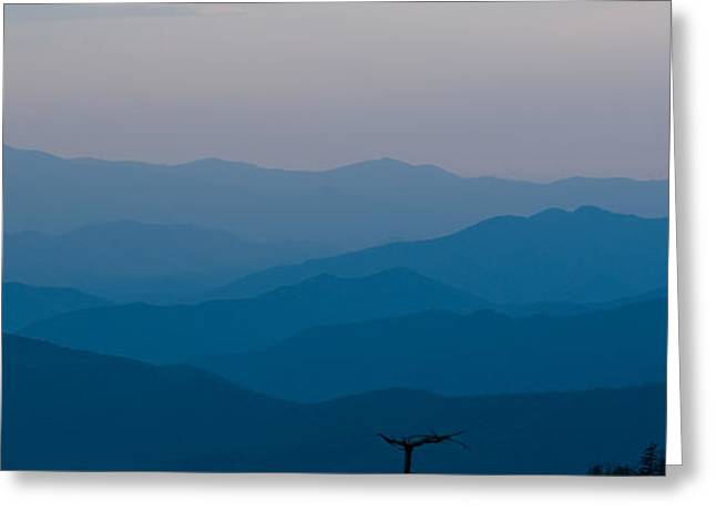 Panoramic Fine Art Prints Greeting Card
