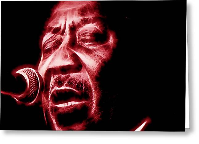 Muddy Waters Collection Greeting Card