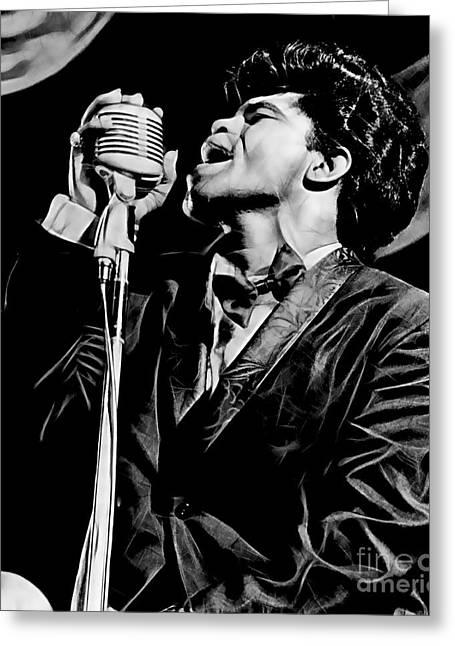 James Brown Collection Greeting Card