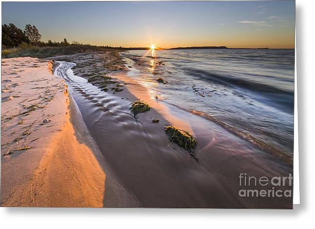 Good Harbor Greeting Card by Twenty Two North Photography