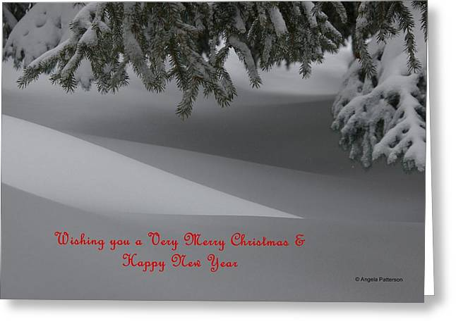 Untitled Greeting Card by Angela Patterson