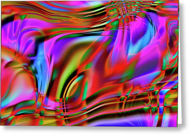 1783 Abstract Thought Greeting Card
