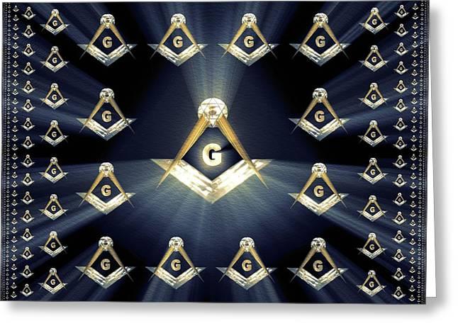 Masonic Lodge Greeting Cards | Fine Art America