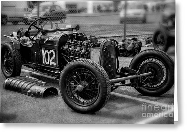1926 Gn Parker Greeting Card by Adrian Evans