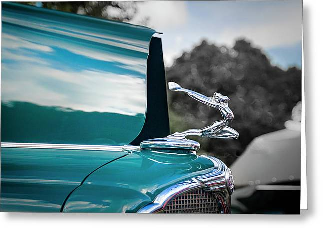 1933 Buick 56 Sport Coupe Greeting Card by Jack R Perry