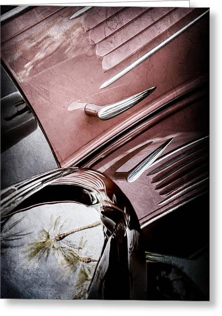 1939 Bugatti T57c Galibier -0298ac Greeting Card by Jill Reger