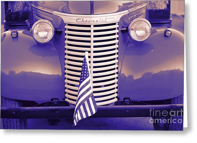 1939 Chevrolet Truck Greeting Card by George Robinson