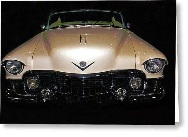 1953 Cadillac Le Mans Custom 2 Seat Convertible Greeting Card