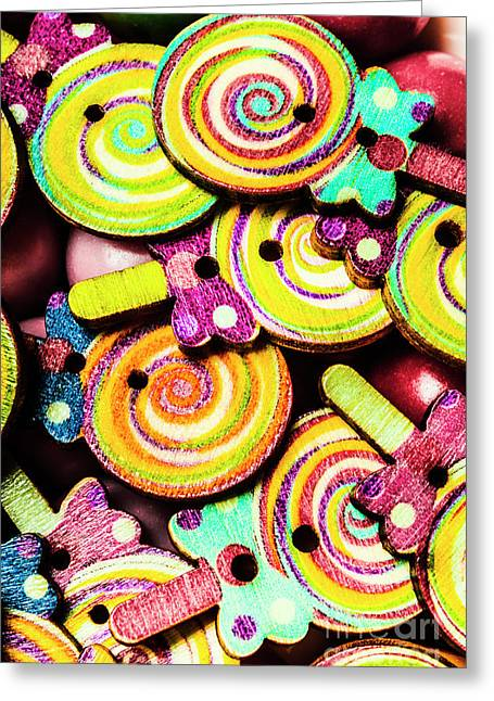 1960s Hypnotic Sweetness Greeting Card by Jorgo Photography - Wall Art Gallery
