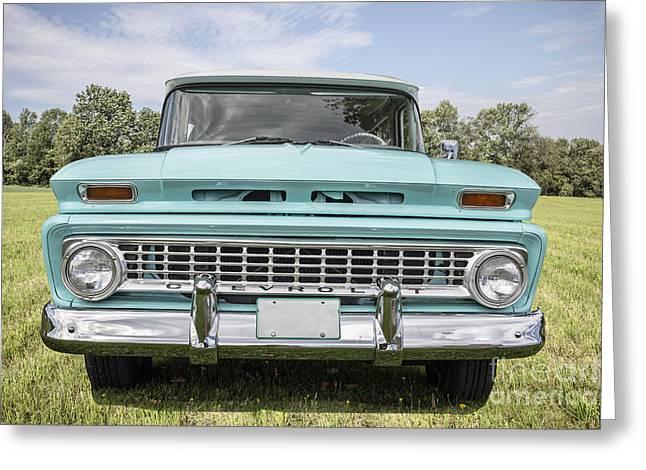 1963 Chevrolet Suburban Greeting Card