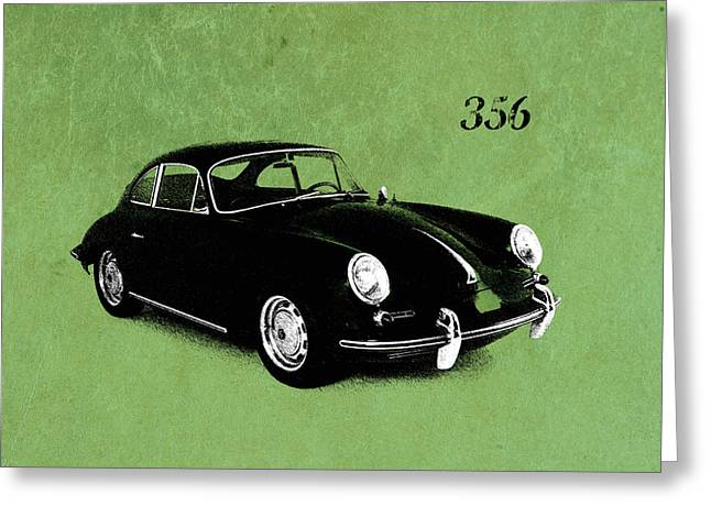 356 Greeting Card