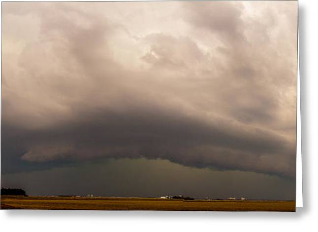 3rd Storm Chase Of 2015 Greeting Card