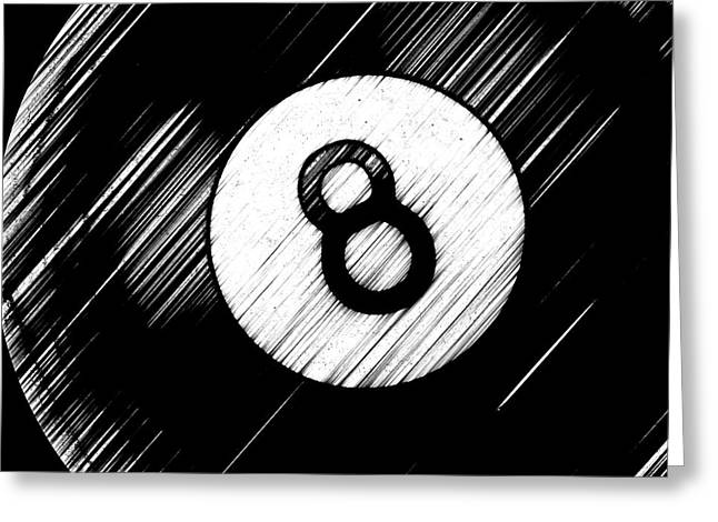 8 ball greeting cards page 4 of 13 fine art america 8 ball greeting card m4hsunfo