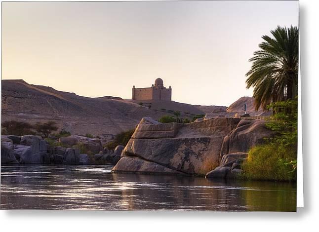 Aswan - Egypt Greeting Card