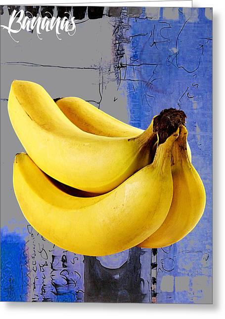 Banana Collection Greeting Card