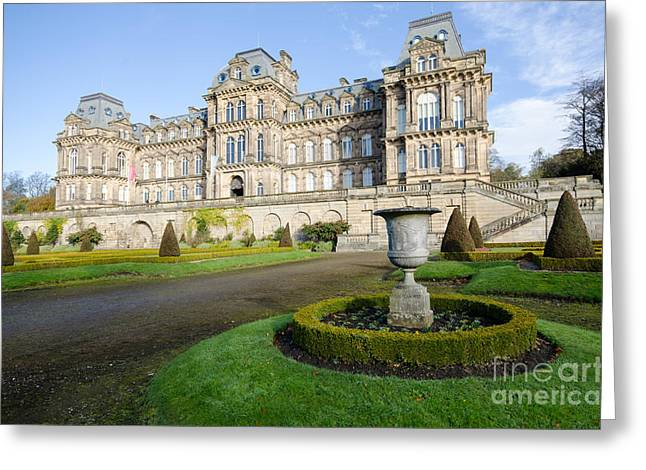 Bowes Museum Greeting Card