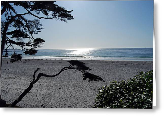 Carmel Sunrise Greeting Card