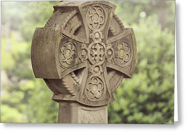Celtic Greeting Card by JAMART Photography