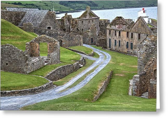 Charles Fort - Ireland Greeting Card