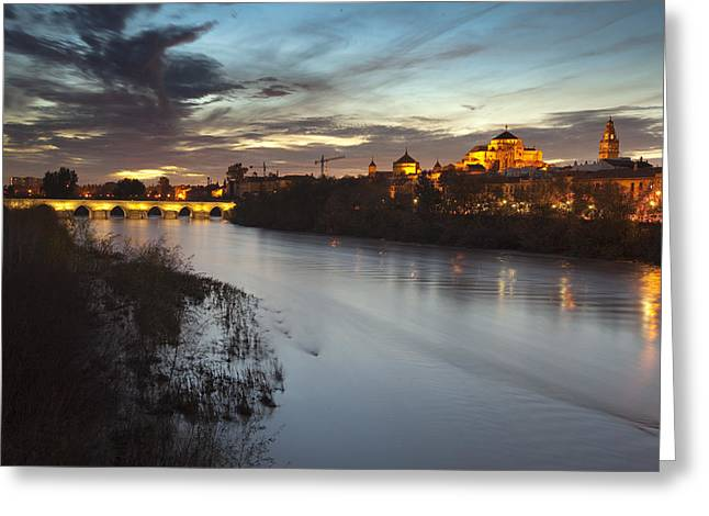 Cordoba Greeting Card by Andre Goncalves