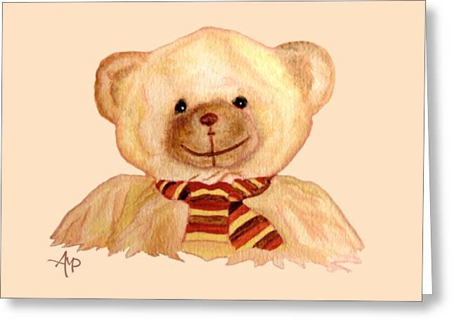 Cuddly Bear Greeting Card