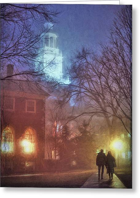 Dartmouth College Greeting Card