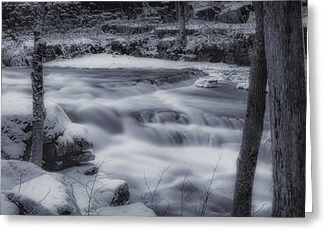 Devils River #1 Greeting Card