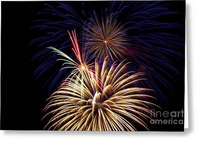 Fireworks 2016 Greeting Card