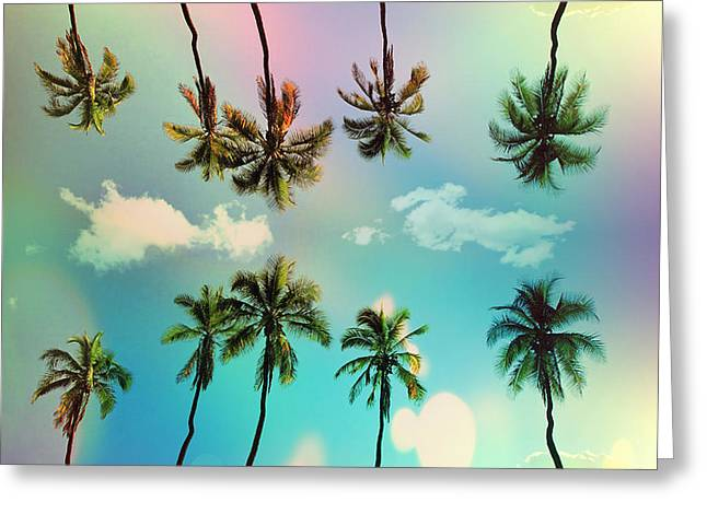 Florida Greeting Card by Mark Ashkenazi