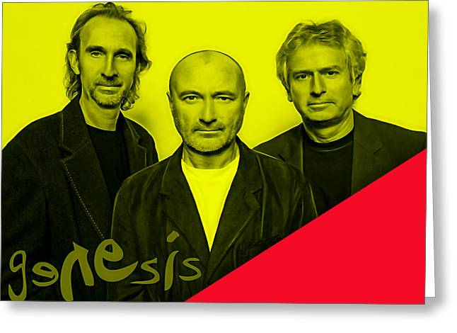 Genesis Collection Greeting Card