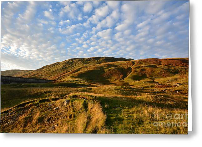 Glen Lyon Greeting Card