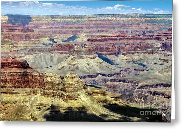 Grand Canyon Greeting Card by RicardMN Photography