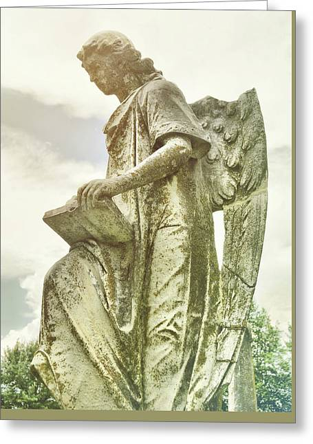 Heavens Angel  Greeting Card by JAMART Photography