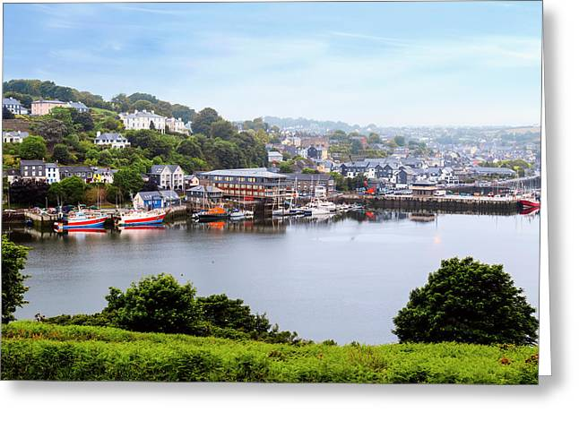 Kinsale - Ireland Greeting Card by Joana Kruse