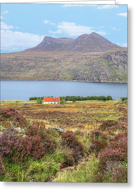 Little Loch Broom - Scotland Greeting Card