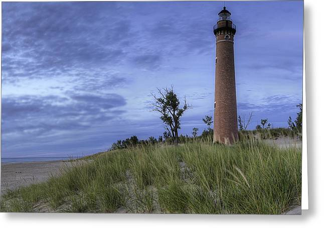 Little Sable Lighthouse Greeting Card