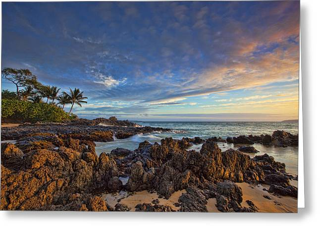 Maui Greeting Card by James Roemmling