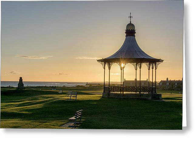 Nairn Bandstand Greeting Card