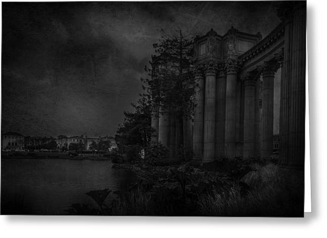 Greeting Card featuring the photograph Palace Of Fine Arts by Ryan Photography