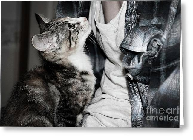 Photography Greeting Card by Jayde Rowley